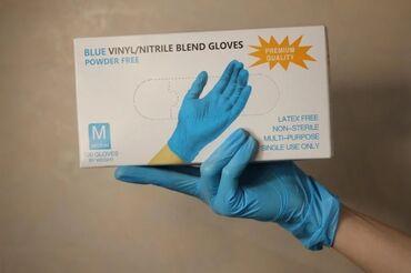 Нитриловые перчатки Оптом и в розницу  В наличии, все размеры - XS, S