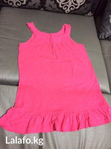 розовый сарафан для девочек 12-14лет в Бишкек