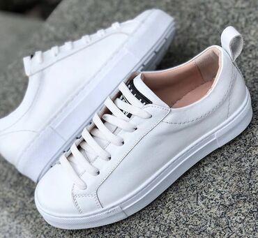 обувь лайки в Кыргызстан: Ош. Абсолютно новые кеды. Турция. Натуральная кожа изнутри и снаружи