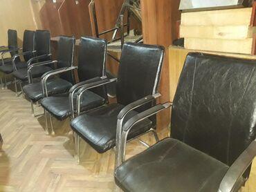 кресло для офиса в Кыргызстан: Кресло офисное 7 шт