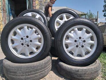 Автозапчасти и аксессуары в Агстафа: Шины и диски