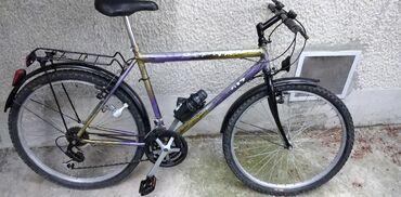 Alpha jakna - Srbija: Bicikl MTB BP ALPHA,muski,26 cola,15 brzina shimano menjaci