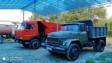 Песок ивановский камаз зил в Бишкек