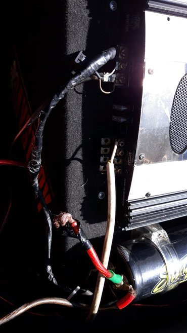 Самбуфер усилитель в Пульгон