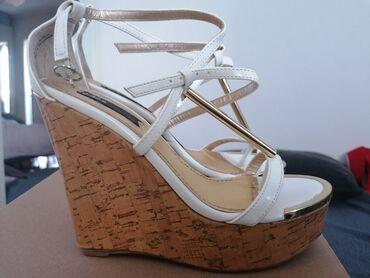 Haljina-pre-meseci - Srbija: Kupljene u office shoes-u pre par godina. Nosene kratko Bele Napred j