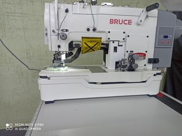 электро швейная машинка в Кыргызстан: Петелная машинка, Пуговичная, Поясноая,  Ломапасный Закрепочный, Вен