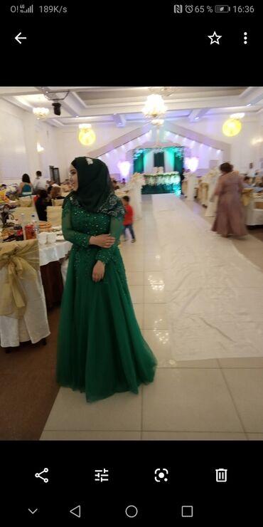 длинное вечернее платье цвет марсала в Кыргызстан: Платье Вечернее Esli XXL