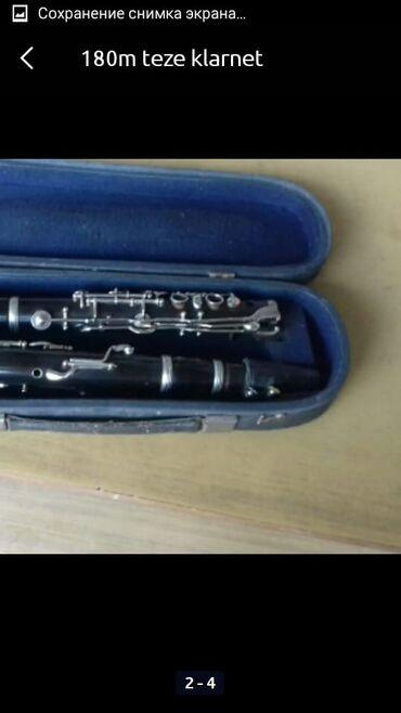 Fleytalar - Azərbaycan: 180manata klarnet islemiyib