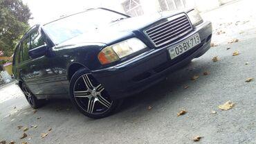 Nəqliyyat - Ağdaş: Mercedes-Benz 240 1.7 l. 1998 | 269000 km