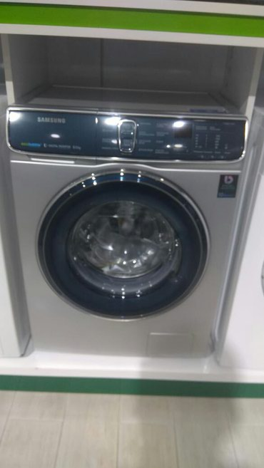Bakı şəhərində Öndən Avtomat Washing Machine Samsung 6 kq.