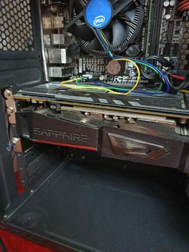 Продаю видеокарту Sapphire AMD Radeon R9 280X VAPOR-X 3gb, ddr5. Вид