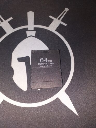 Play station 2 - Srbija: Memoriska kartica 64mb za Sony Play Station 2 Magic Gate