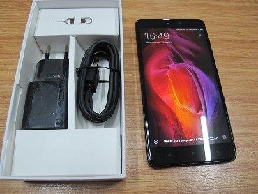 Xiaomi redmi 4 32gb grey - Azerbejdžan: Novo Xiaomi Redmi Note 3 32 GB crno