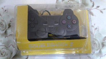 джойстик sega для pc в Кыргызстан: Продаю новый джойстик для PlayStation2