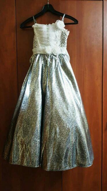 нарядные платья на свадьбу в Кыргызстан: Детское нарядное платье. На возраст 7-9 лет. Рост от 120 до 140 см