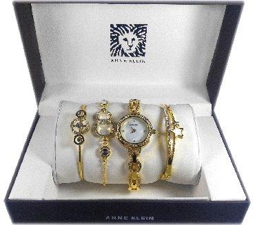 часы карманные в Кыргызстан: Женские часы Anne Klein с изящными браслетами в комплекте.Эти часы