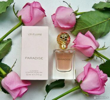 Парфюмерия - Кок-Ой: Парфюмерная вода Paradise - это райское наслаждение. Богатый стойкий