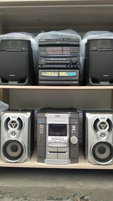 Продаю муз центры разные аукс. в Бишкек