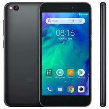 Стекла для телефонов - Кыргызстан: Б/у Xiaomi Redmi Go Черный