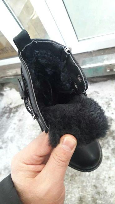 Полуботинки. зима. размер 36 - 40. в Бишкек