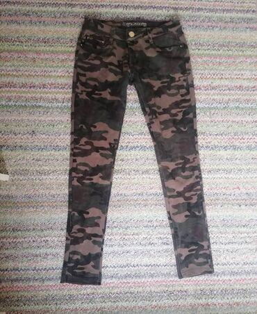 Maskirne trenerke - Srbija: Maskirne ženske pantalone