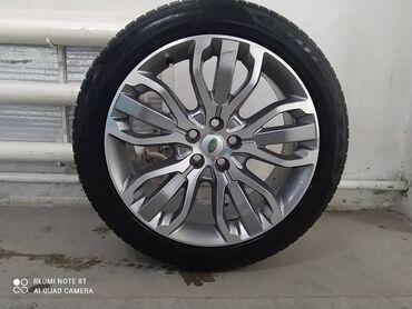 диски 45 стиль bmw в Кыргызстан: Продаётся комплект Дисков на Range Rover R21, с резиной Good Year m+s