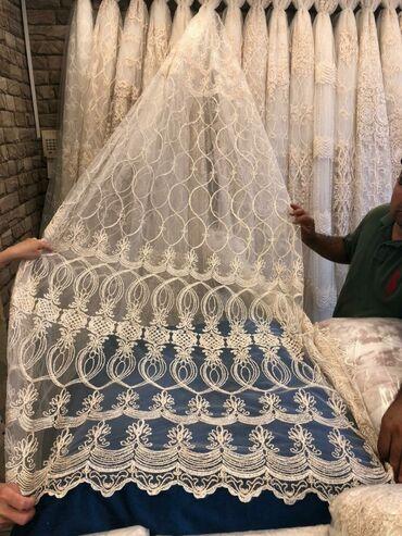 tul - Azərbaycan: 7-12 man kusok tul perdeler