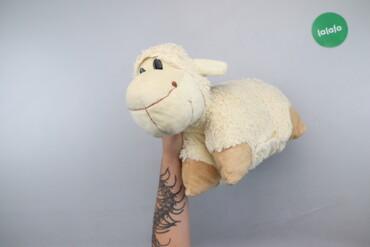 Детский мир - Украина: Дитяча іграшка-подушка Вівця   Довжина: 48 см Ширина: 38/22 см  Стан г