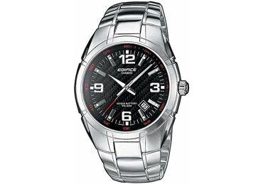 бренды мужской одежды в Кыргызстан: Черные Мужские Наручные часы Casio