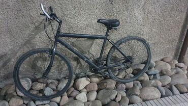 велик для двойняшек в Кыргызстан: Продаю велосипед.Размер колес 26.Сидушка мягкая.Подстаканник.Задние