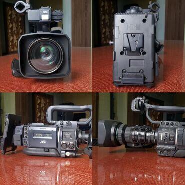 JVC 101 HD  Кино камера