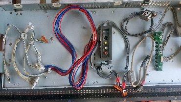 Lənkəran şəhərində LG plazma 106 sm model : 42PX4RV-TA üçün xırda detallar.2006 cı il