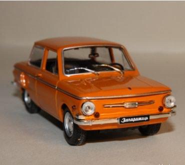 Куплю авто модель СССР ЗАЗ(запорожец), в Бишкек