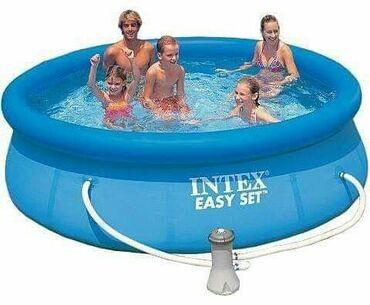 Pumpa-za-bazen - Srbija: INTEX bazen sa pumpom 305 x 76 cm Easy Set CENA :12000INTEX bazeni su