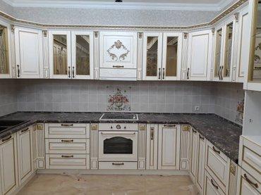 Фасады мебельные крашенные 80 $ за м кв в Бишкек