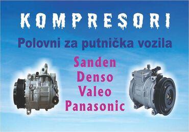 Bmw-x6-m50d-servotronic - Srbija: KOMPRESORI klime polovno Vw Bmw Opel Mazda Kia Honda Audi Mercedes
