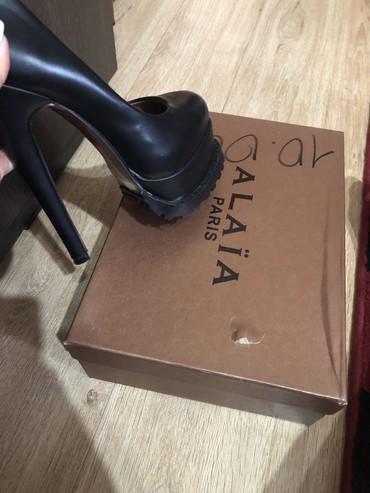 туфли одели один раз в Кыргызстан: Женские туфли 34.5