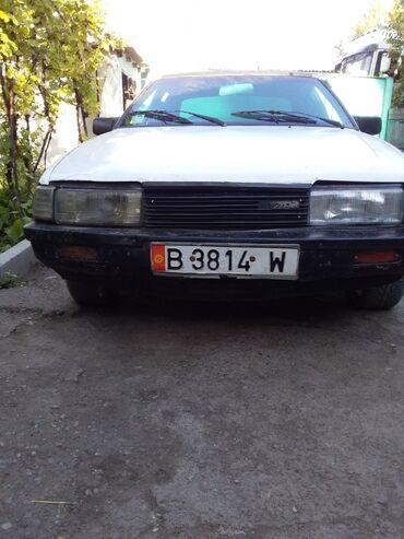 Mazda 626 2 л. 1984   1111 км