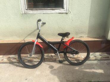 Продаю велосипед  В хорошем состояний  Новые педали и крылья