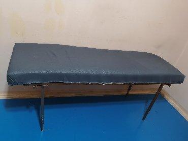складную массажную кушетку в Кыргызстан: Продаю массажную кушетку прочная