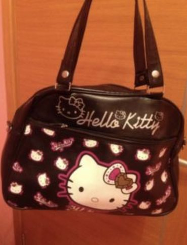 Torba nova Hello Kitty cena 500 din. Lepa. Saljem post ekspresom - Novi Sad