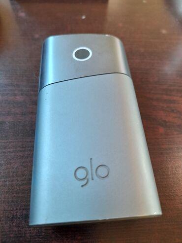 Glo aparati satilir hec bir prablemi yoxdu adaptiri verilecek ustunde