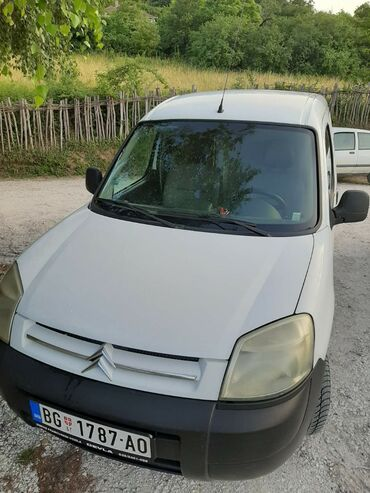 Citroen | Srbija: Citroen Berlingo 2 l. 2006 | 160000 km