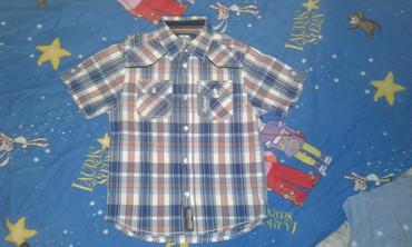 Ostala dečija odeća | Smederevo: Kosulja za decake br.134/140 kupljena u Svajcarskoj u C&A, ocuvana