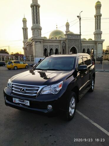 Lexus - Кыргызстан: Lexus GX 4.6 л. 2011