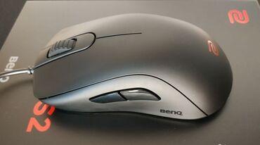 Продам   Мышку Zowie S2 на гарантии почти новая в идеальном состоянии