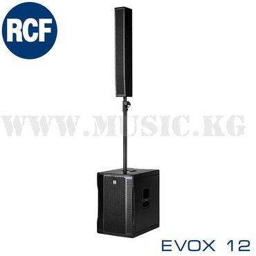 срв бишкек in Кыргызстан | HONDA: Портативная акустическая система RCF Evox 12Мобильная активная