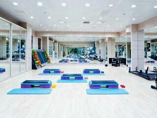 сдаём в аренду под фитнес центр, йога центр, танцевальную студию 270 к в Бишкек