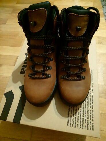 Sport i hobi - Priboj: ALPINA PLANINARSKE CIPELEALPINA TUNDRA planinarske cipele od prirodne