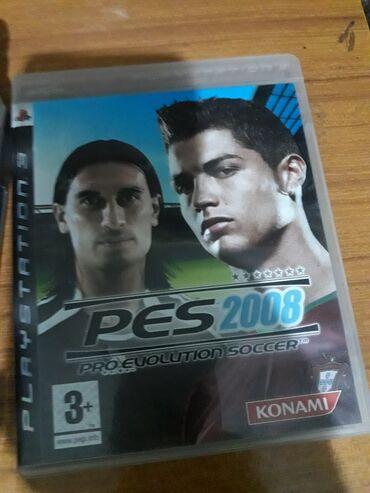 Igrice za ps3 - Srbija: Pes 2008 igrica za Sony Playstation 3=ispravne su testirane=ima